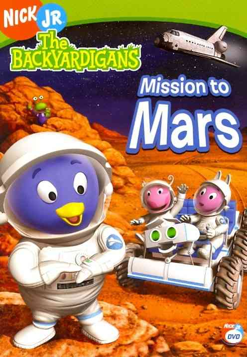 BACKYARDIGANS:MISSION TO MARS BY BACKYARDIGANS (DVD)