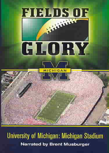 FIELDS OF GLORY:MICHIGAN (DVD)